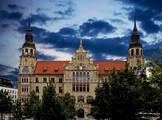 Justizpalast Halle