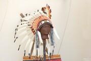 Kopfschmuck Indianer