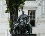 Statue Marc Anton Wien